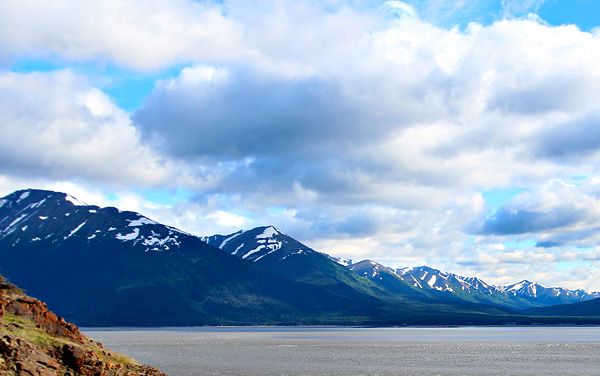 Crystal Cruises-Anchorage, Alaska