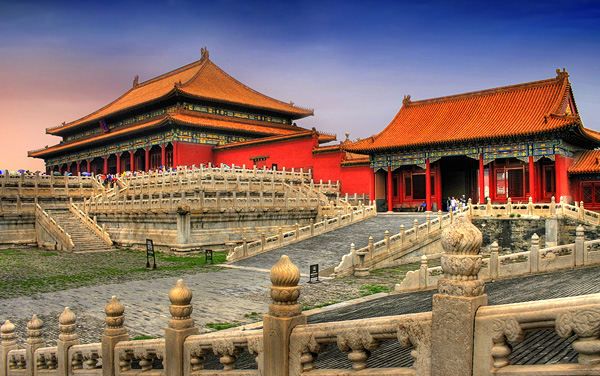 Oceania Cruises-Beijing, China