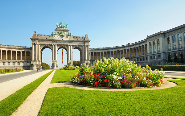 Uniworld River Cruises-Brussels, Belgium
