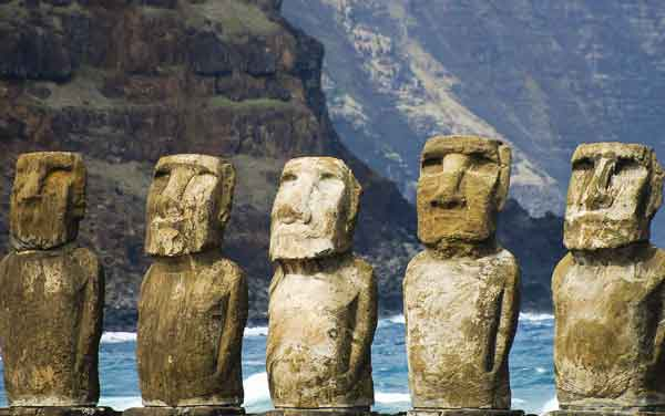 Silversea Cruises-Easter Island, Chile