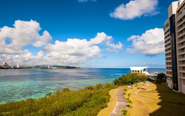Crystal Symphony Guam, Asia Departure Port