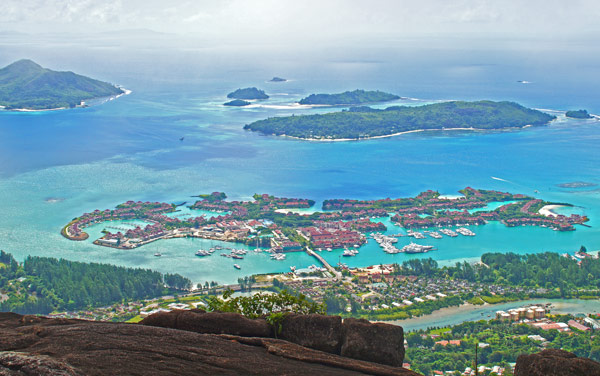 Crystal Esprit Eden Island, Seychelles Departure Port