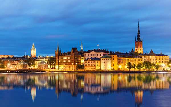 Celebrity Cruises-Stockholm, Sweden