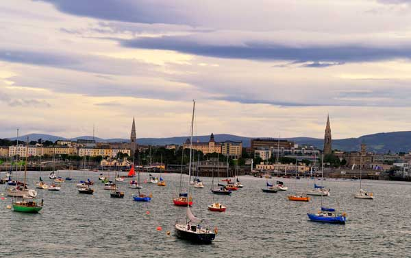 Star Legend Dun Laoghaire, Dublin, Ireland Departure Port