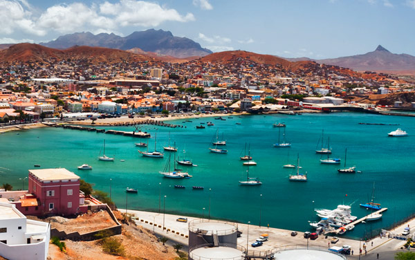 Marina St. Vincent (Sao Vicente), Cape Verde Islands Departure Port