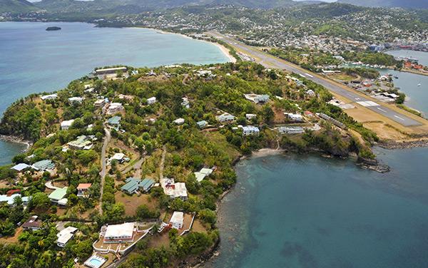 Msc Preziosa Castries, St. Lucia Departure Port