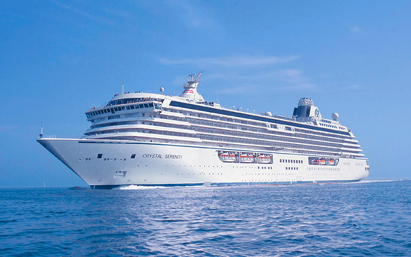 Crystal Cruises-Crystal Serenity