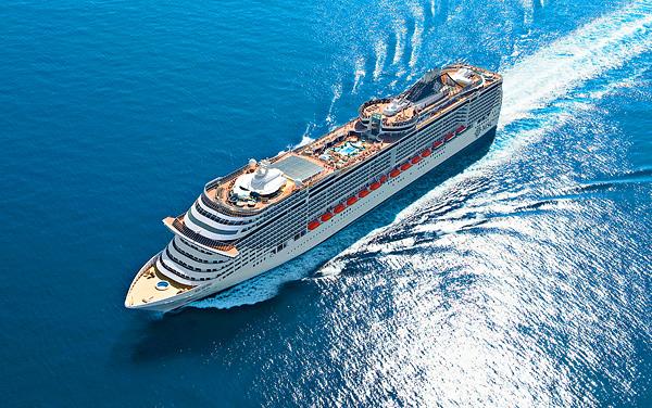 Msc Cruises-Msc Preziosa