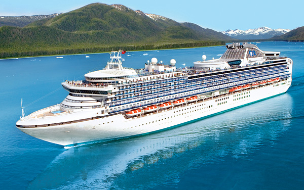 Princess Cruises-Diamond Princess
