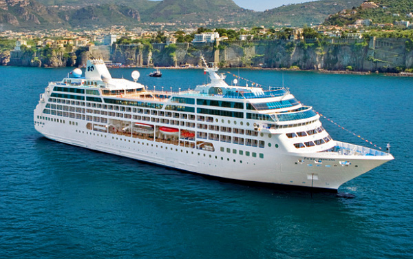 Princess Cruises-Pacific Princess