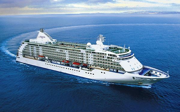 Regent Seven Seas Cruises-Seven Seas Voyager