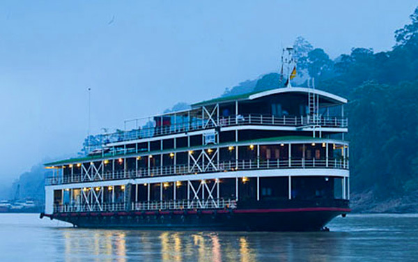 Viking River Cruises-Viking Mandalay