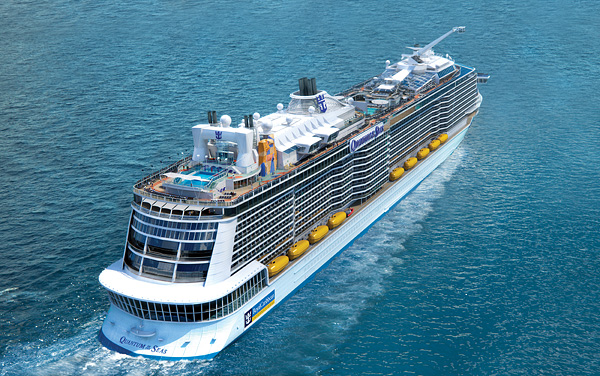 Royal Caribbean International-Quantum Of The Seas