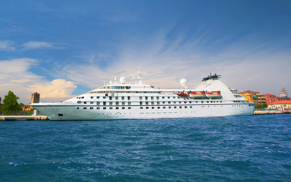 Windstar Cruises-Star Breeze