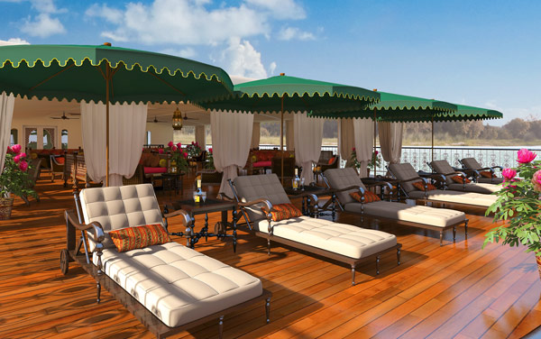Uniworld River Cruises-Ganges Voyager Ii