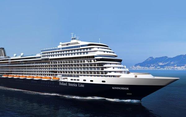 Holland America Cruises, 2017 Морская туриндустрия наиболее динамична