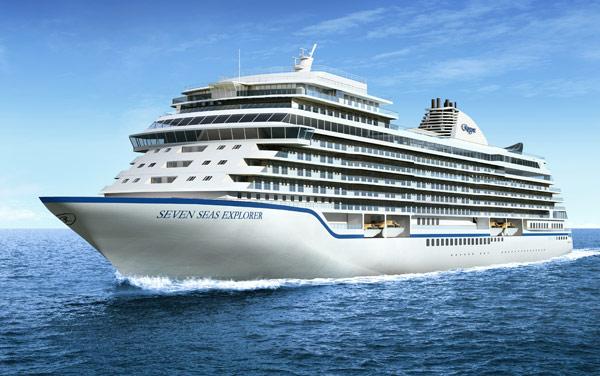 Regent Seven Seas Cruises-Seven Seas Explorer