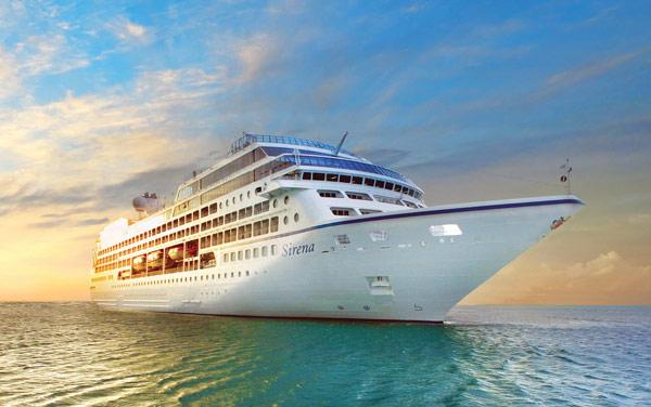 Oceania Cruises-Sirena