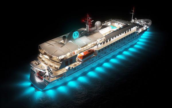 Crystal Cruises-Crystal Esprit