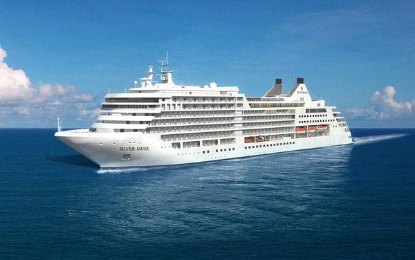Silversea Silver Muse 12 Night Mediterranean Cruise Departs Civitavecchia Ro