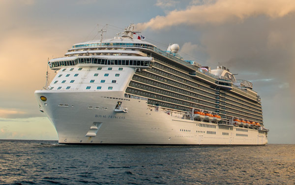 Princess Cruises-Majestic Princess