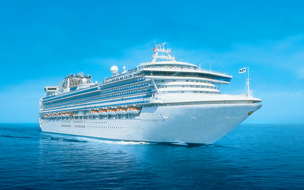 Princess Cruises-Sapphire Princess