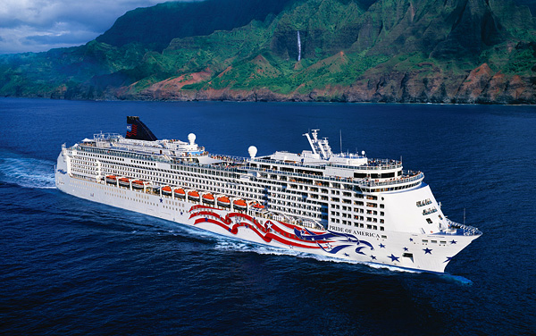 Norwegian Cruise Line-Pride Of America