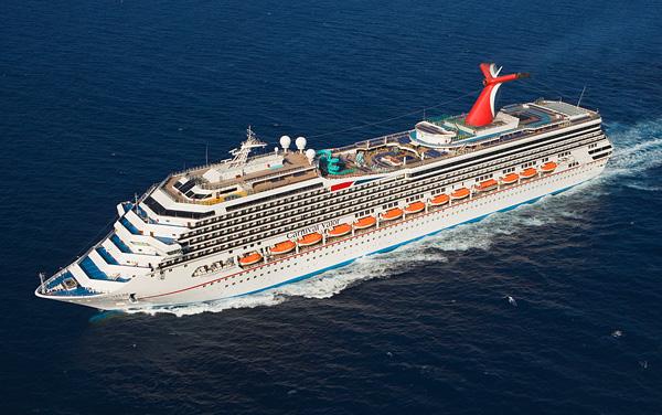 Carnival Cruise Line-Carnival Valor
