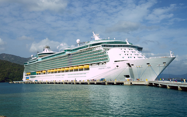 Royal Caribbean Freedom Of The Seas 7 Night Western Caribbean Cruise Departs