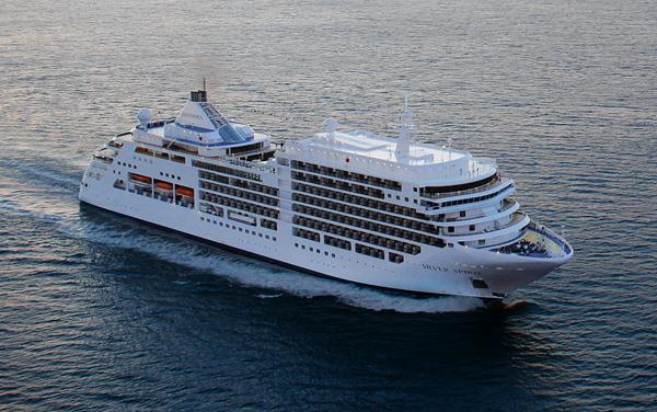 Silversea Cruises-Silver Spirit