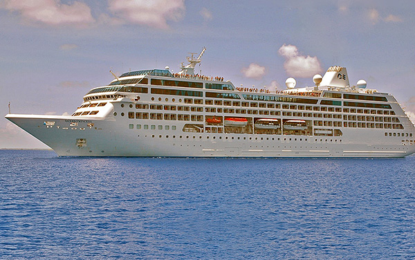 Princess Cruises-Ocean Princess