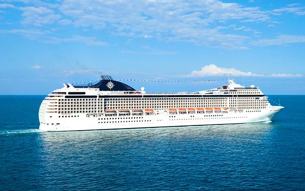 Msc Cruises-Msc Musica