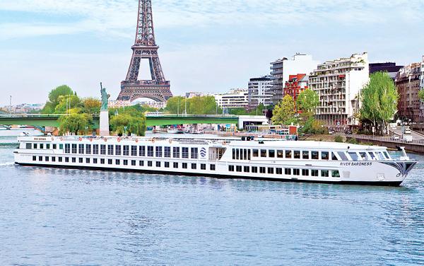 Uniworld River Cruises-River Baroness