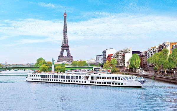 Uniworld River Cruises-River Ambassador