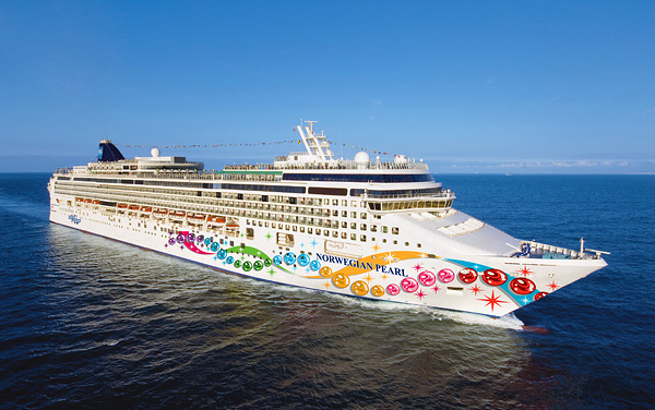 Norwegian Cruise Line-Norwegian Pearl