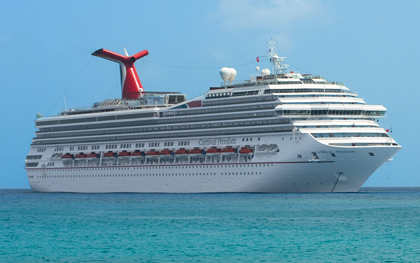 Carnival Freedom 7 Night Exotic Western Caribbean Departs