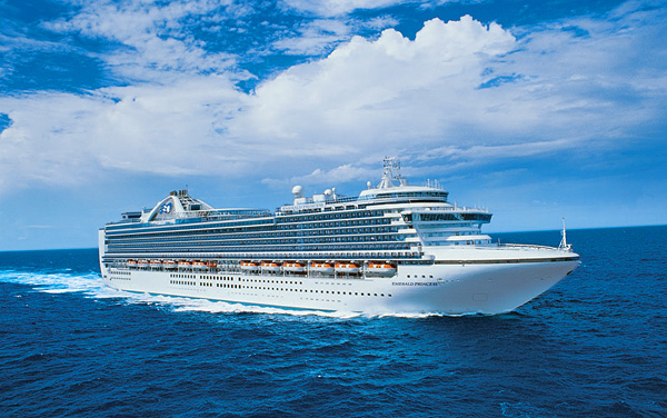 Princess Emerald Princess 4 Night West Coast Getaway With