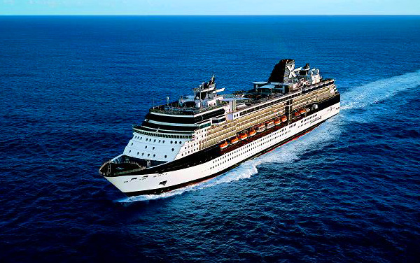 Celebrity Cruises-Celebrity Summit