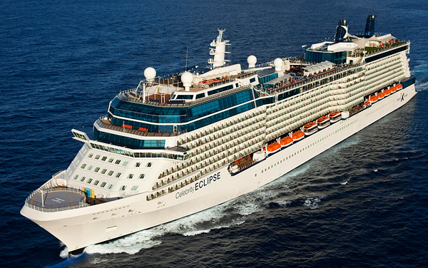 Celebrity Cruises-Celebrity Eclipse