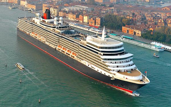 Cunard-Queen Elizabeth