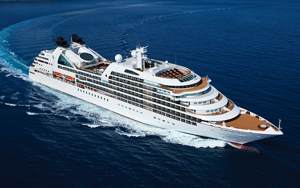 Seabourn Cruise Line-Seabourn Quest