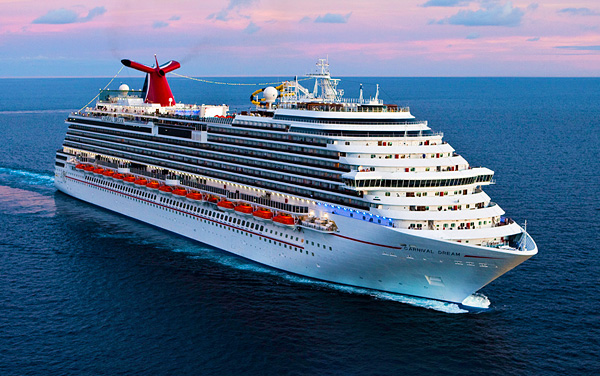 Carnival Cruise Line-Carnival Dream
