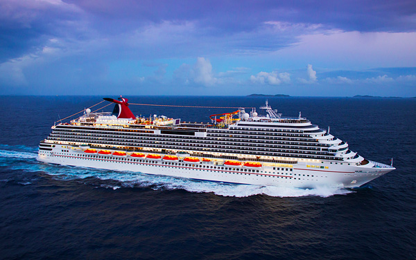 Carnival Breeze 7 Night Exotic Western Caribbean Departs Port
