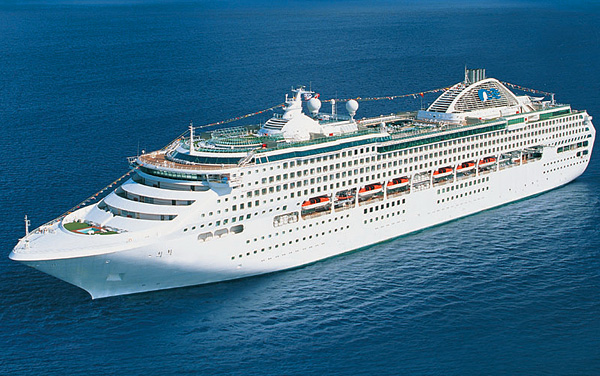 Princess Cruises-Dawn Princess