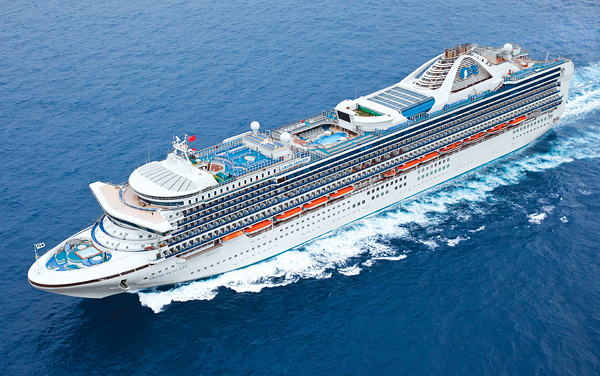 Princess Cruises-Grand Princess