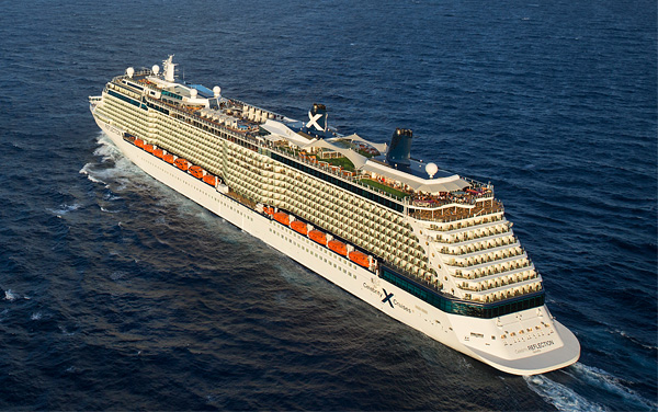 Celebrity Cruises-Celebrity Reflection