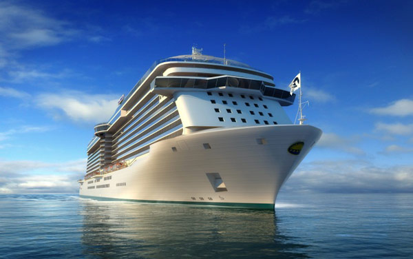 Princess Cruises-Regal Princess