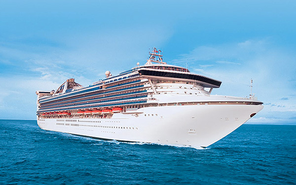 Princess Cruises-Star Princess