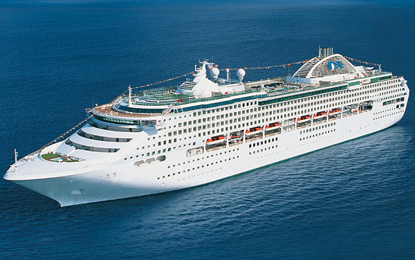 Princess Cruises-Sun Princess