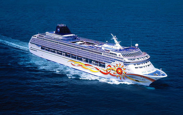 Norwegian Cruise Line-Norwegian Sun